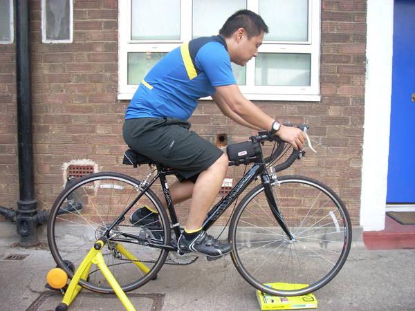 treat discomfort trainer saddle
